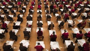 Yesterday's NCEA Level 1 maths exam is coming under fire after questions proved too difficult for pupils. (Photo / NZH File)