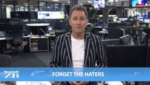 Mike's Minute: Forget the haters