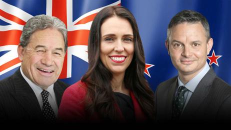 Sebastian Salicru: Labour-led govt could take some points from All Blacks leadership