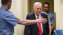 'This is all lies!' - Mladic found guilty of Bosnian genocide