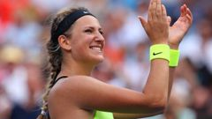 Two-time Australian Open champion Victoria Azarenka has been confirmed for the ASB Classic in Auckland. (Photo \ Getty Images)