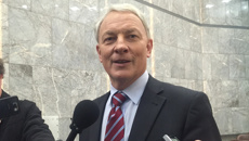 Phil Goff: Two remaining America's Cup options best and cheapest