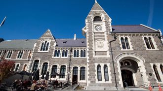Felicity Price on whats next for the Christchurch Arts Centre
