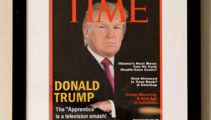 Trump claims he turned down Time magazine title, Time called him out