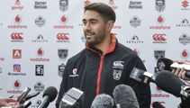Kiwi league star Shaun Johnson apologises to fans for comments made after Cup loss