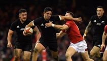 All Blacks finish the year on a high in Wales