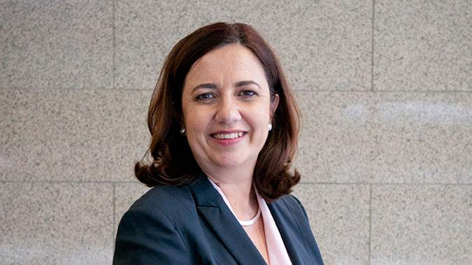 Labor's Queensland Premier Annastacia Palaszczuk (Getty Images)