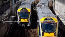 Train death being treated as accidental