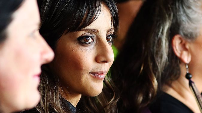 Green MP Golriz Ghahraman did not reveal all about her war tribunal past. (Photo/File)