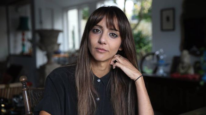 """""""Defending nasty individuals is just a part of what international human rights lawyers do,"""" said a legal expert who came to Green MP Golriz Ghahraman's defence today. (Photo / Doug Sherring)"""
