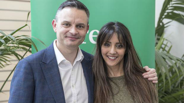 Green Party co-leader and former lawyer turned MP Golriz Ghahraman. (Photo/NZ Herald)