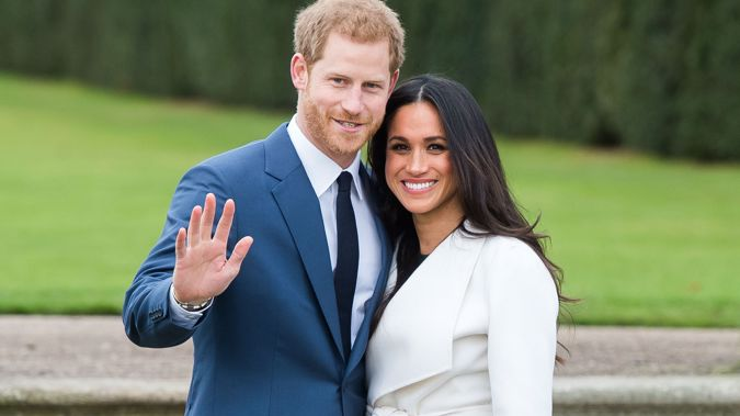 Prince Harry and Meghan Markle will marry in May next year. (Photo/Getty)