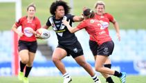Ferns' Fotu-Moala claims World Cup gong