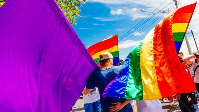 Equality campaigners are expected to keep the champagne on ice following the passage of a landmark bill to legalise same sex marriage in the Senate (Getty Images)