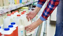 Dairy prices lift on threat of drought