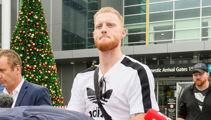 Stokes won't break silence in Christchurch
