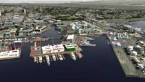 Watch: America's Cup villages comes to life in animation