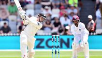 Taylor falls agonisingly short of record Test century