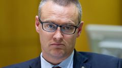 Health Minister David Clark has changed his tune on obesity. (Photo/File)