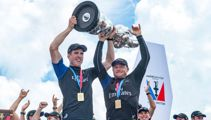 Disappointment after Team NZ bars Burling from Halberg Awards
