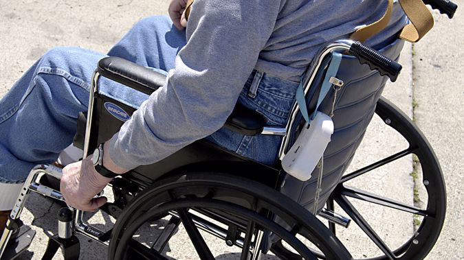 Wheelchair disability (Photo \ Getty Images)