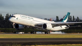 Mike Yardley: Cathay Pacific Spreads its Wings
