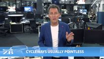 Mike's Minute: Cycleways are usually pointless