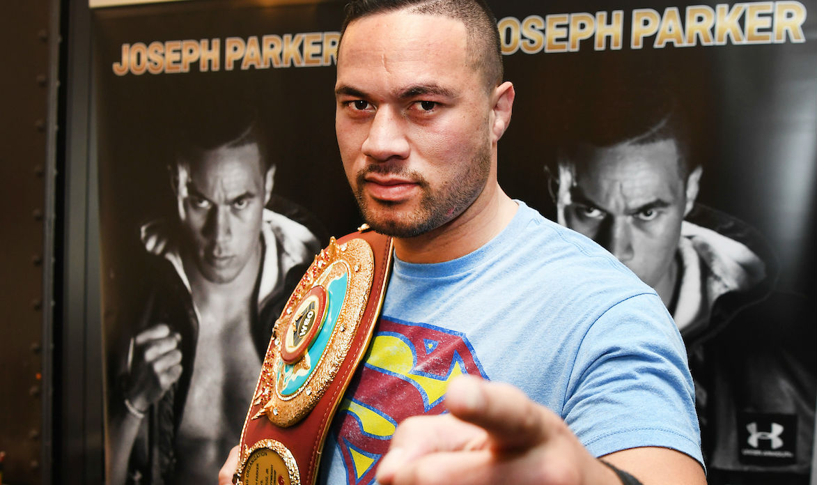 Joseph Parker's Trainer: We're Very Close To Anthony Joshua Deal