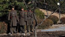 North Korean soldier's survival 'a miracle'