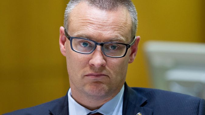 Health Minister David Clark has released a report which he says is an indictment on the previous government. (Photo \ File)