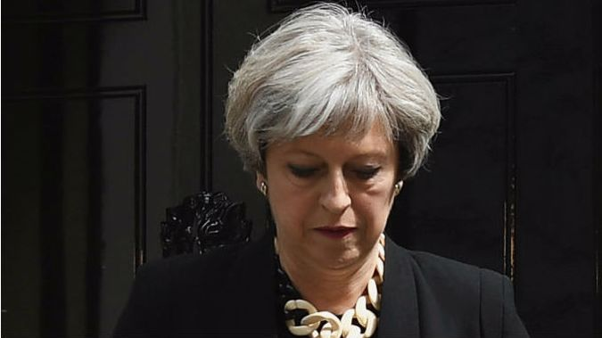 The 20-year-old allegedly plotted to blow up the British Prime Minister. (Photo \ Getty Images)