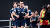 What sabbatical? Ben Smith excels at Highlanders training