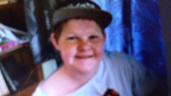 Dunedin police thanked the public for their help in searching for Matthew Gershom. (Photo / NZ Police)