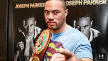 Joseph Parker calls out Anthony Joshua over title bout