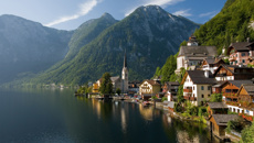 Mike Yardley: Delirious about Hallstatt