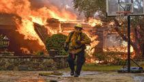 Southern California 'like a war zone'