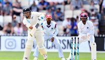 RECAP: Black Caps edge tight opening day against West Indies