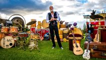 Mick Fleetwood: New book, Peter Green and the band's early years