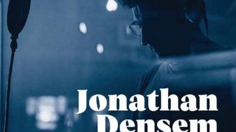 Jonathan Densem: I'm saying it now