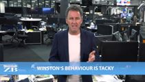 Mike's Minute: Winston's behaviour is tacky