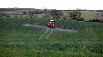 Reporter: Intensive farming could contimate Christchurch water