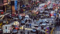 'Attempted terror attack' at New York subway