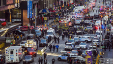 'Attempted terror attack' sees explosion at New York subway station