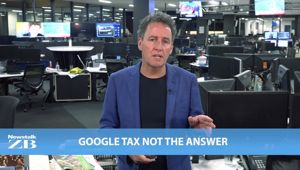 Mike's Minute: Google tax not the answer