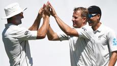 Black Caps romp to 240-run win over West Indies