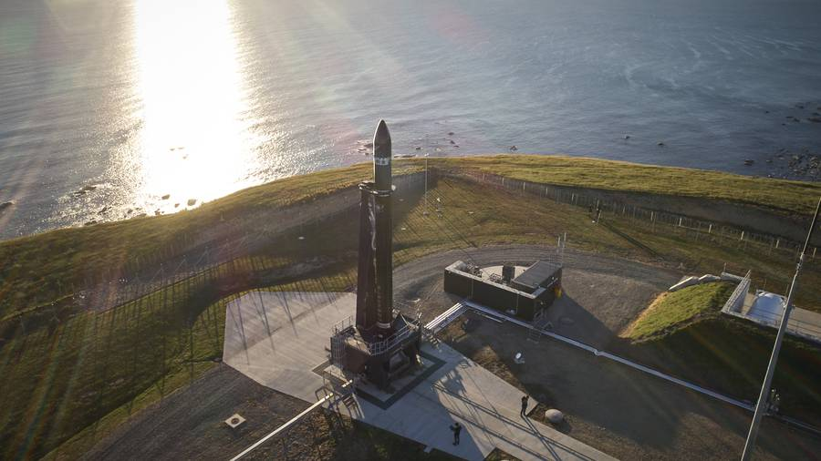Rocket Lab launch aborted seconds from launch