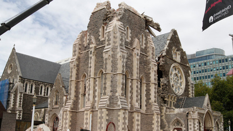 No consultation with council over cathedral
