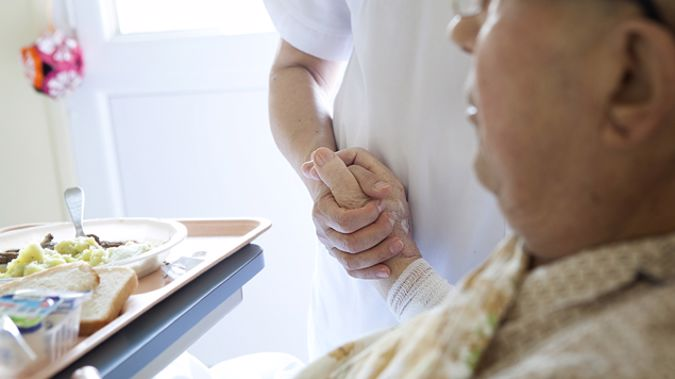 The euthanasia bill will be debated as soon as tonight. (Photo / Getty)