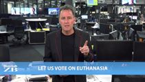 Mike's Minute: Let us vote on euthanasia