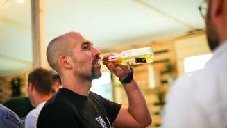 Beermageddon: Demand soars as summer arrives with a bang